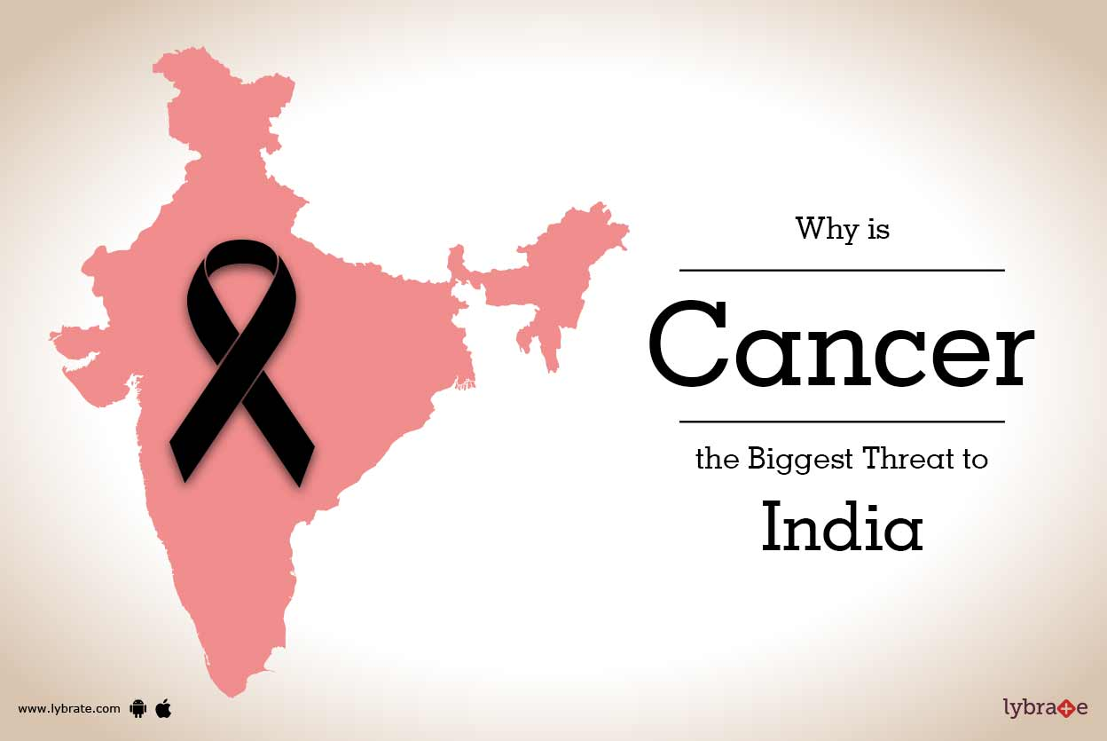 Why Is Cancer the Biggest Threat to India